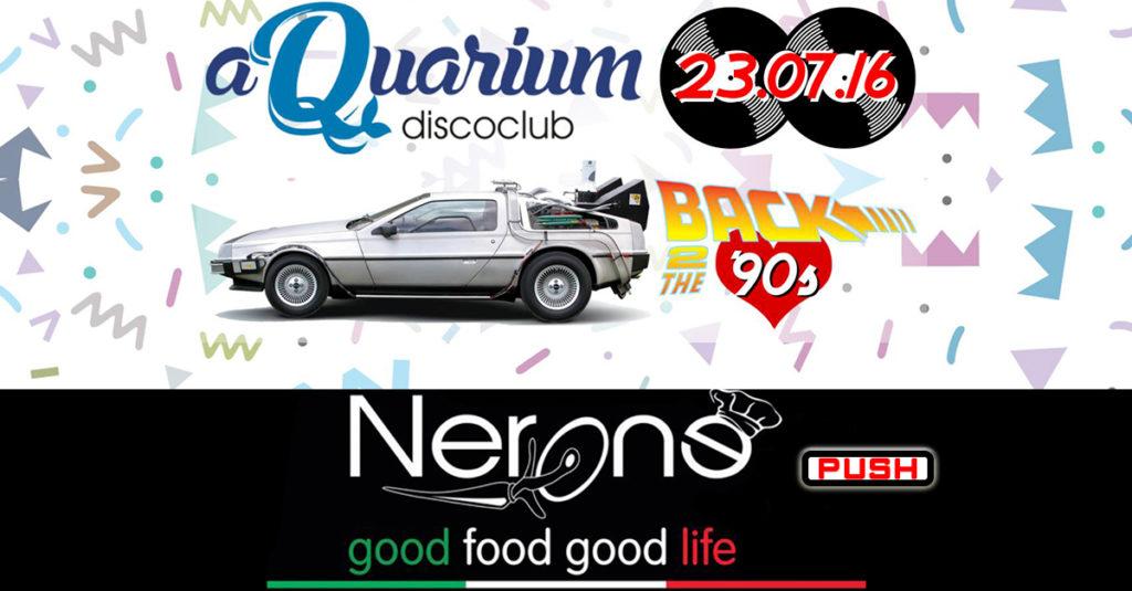 Nerone e Aquarium 23 luglio 2016