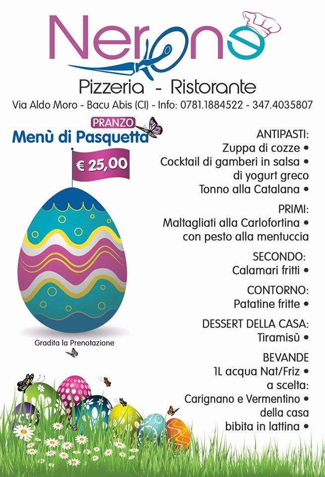 Pranzo Pasquetta 2017