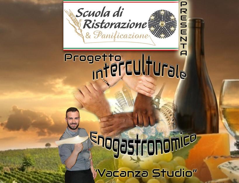progetto interculturale enogastronomico