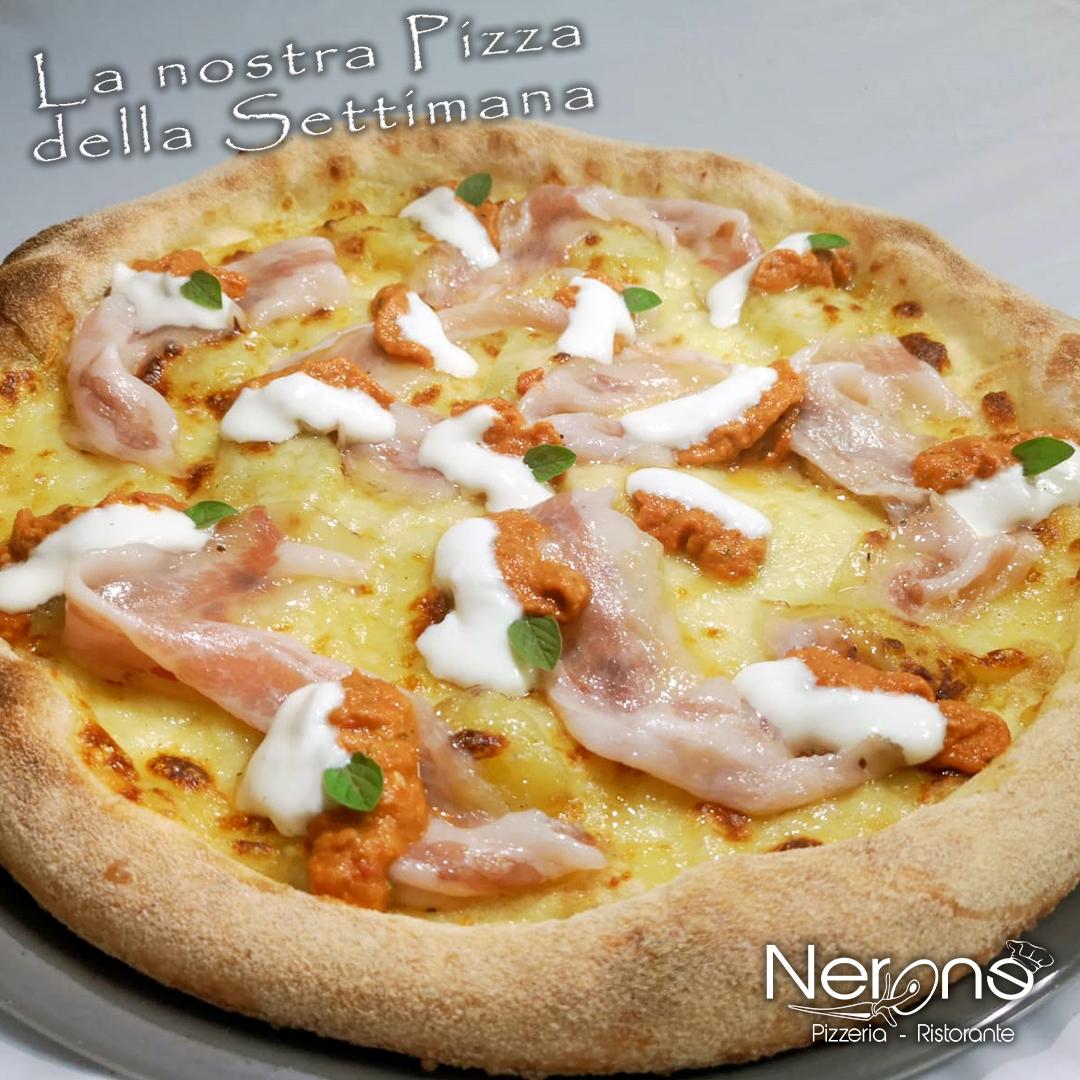 Pizza Fuori Menù dal 23 al 28 aprile